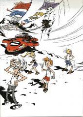 Spirou et Fantasio (Une aventure de.../Le Spirou de...) -3TL- Le tombeau des Champignac