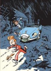 Spirou et Fantasio (Une aventure de.../Le Spirou de...) -3TT- Le tombeau des Champignac