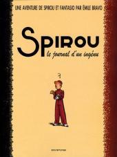 Spirou et Fantasio par... (Une aventure de) / Le Spirou de... -4HC- Le journal d'un ingénu