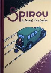 Spirou et Fantasio par... (Une aventure de) / Le Spirou de... -4TT- Le journal d'un ingénu
