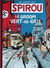 Spirou et Fantasio (Une aventure de.../Le Spirou de...) -5TT- Le groom vert-de-gris