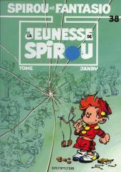 Spirou et Fantasio -38b1996- La jeunesse de Spirou