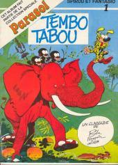 Spirou et Fantasio -24Pub 1- Tembo Tabou