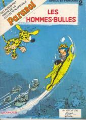 Spirou et Fantasio -17Pub 2- Les Hommes-bulles