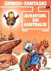 Spirou et Fantasio -34b93- Aventure en Australie