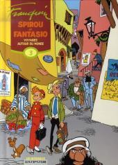 Spirou et Fantasio -6- (Int. Dupuis 2) -3- Voyages autour du monde