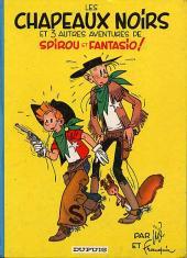 Spirou et Fantasio -3b66- Les Chapeaux noirs