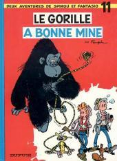 Spirou et Fantasio -11d87- Le gorille a bonne mine
