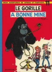 Spirou et Fantasio -11c84- Le gorille a bonne mine