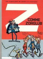 Spirou et Fantasio -15FL- Z comme Zorglub