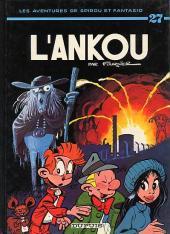 Spirou et Fantasio -27- L'Ankou