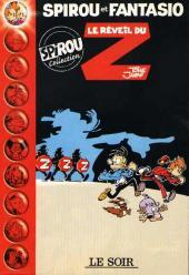 Spirou et Fantasio -37Pub- Le réveil du Z