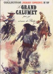 Couverture de Jerry Spring -17- Le grand calumet