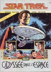 Star Trek (Aredit) -1- Odyssée dans l'espace