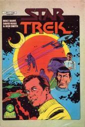 Star Trek (Aredit) -7- Trafic interplanétaire
