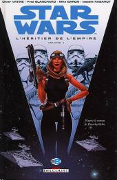 Star Wars - le cycle de Thrawn (Delcourt) -1- L'héritier de l'Empire 1