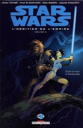 Star Wars - le cycle de Thrawn (Delcourt) -2- L'héritier de l'Empire 2
