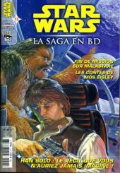 Star Wars - BD Magazine / La saga en BD -13- Émissaires à Malastare (5&6/6) - Le Taudis de la rue Terk - Dans le grand inconnu