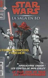 Star Wars - BD Magazine / La saga en BD -14- Boshek : Le courage... de se mettre à couvert - Le Bleu - La Guerre des clones 4e partie - Si j'avais un cœur - Apocalypse Endor