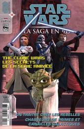 Star Wars - BD Magazine / La saga en BD -16- Numéro 16