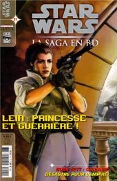 Star Wars - BD Magazine / La saga en BD -21- Numéro 21