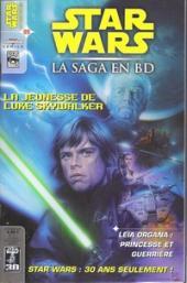 Star Wars - BD Magazine / La saga en BD -9- La Jeunesse de Luke Skywalker - Stars Wars : 30 ans seulement