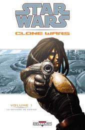 Star Wars - Clone Wars -1- La défense de Kamino