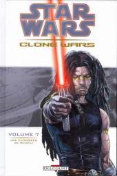 Star Wars - Clone Wars -7- Les cuirassés de Rendili