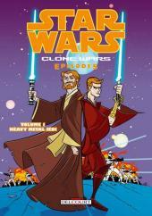 Star Wars - Clone Wars Episodes -1- Heavy Metal Jedi