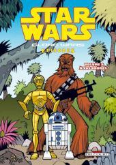Star Wars - Clone Wars Episodes -4- A vos ordres !