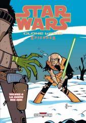 Star Wars - Clone Wars Episodes -6- La chute des Jedis