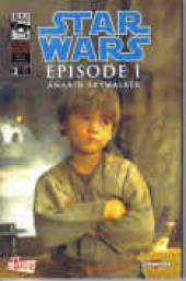 Star Wars Épisode 1 (Panini) -2- Anakin Skywalker