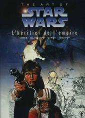 Star Wars - Le cycle de Thrawn (Dark Horse) -Liv- The Art of Star Wars