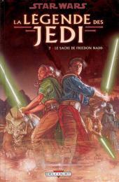Star Wars - La légende des Jedi -3- Le sacre de Freedon Nadd