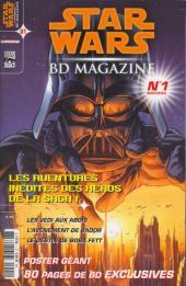 Star Wars - BD Magazine / La saga en BD -1- Les Jedi aux abois - L'Avènement de Vador - Le Destin de Boba Fett