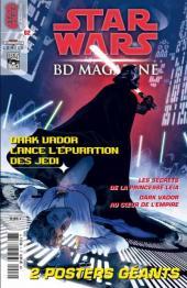 Star Wars - BD Magazine / La saga en BD -2- Les Secrets de la princesse Leïa - Dark Vador au cœur de l'Empire