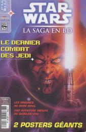 Star Wars - BD Magazine / La saga en BD -3- Le Dernier Combat des Jedi - Les Origines de Dark Maul - Une aventure inédite de Quinlan Vos