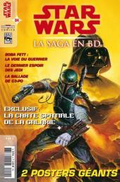 Star Wars - BD Magazine / La saga en BD -4- Boba Fett : la Voie du guerrier - Le Dernier espoir des Jedi - La Ballade de C3-PO