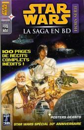 Star wars - La saga en BD (hors série) -1A- Égaux... mais opposés - De l'ombre à la lumière - La Mort de Tag & Bink - Dark Vador : la Conscience du Seigneur Noir