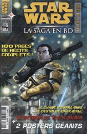 Star wars - La saga en BD (hors série)