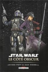 Star Wars - Le côté obscur -1a- Jango fett & zam wesell