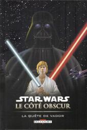 Star Wars - Le côté obscur -3a06- La Quête de Vador