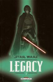 Star Wars - Legacy -3- Les Griffes du dragon
