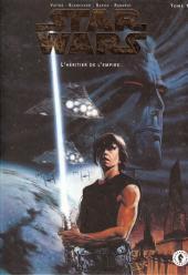 Star Wars - Le cycle de Thrawn (Dark Horse) -1a97- L'héritier de l'Empire - Tome 1