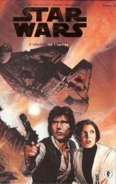 Star Wars - Le cycle de Thrawn (Dark Horse) -2a97- L'héritier de l'Empire - Tome 2