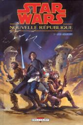 Star Wars - Nouvelle République -1- Jedi Academy