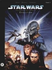 Star Wars - Les ombres de l'Empire -3- Évolution (1/2)