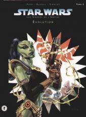 Star Wars - Les ombres de l'Empire -4- Évolution (2/2)