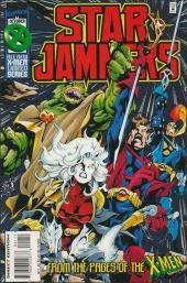 Starjammers (2004) -1- Cepheid variable