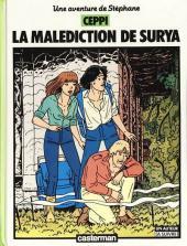 Stéphane Clément -5b- La malédiction de Surya